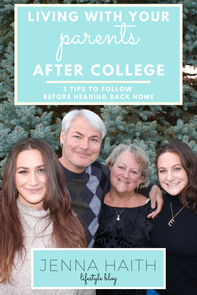 Living With Your Parents Blog Post