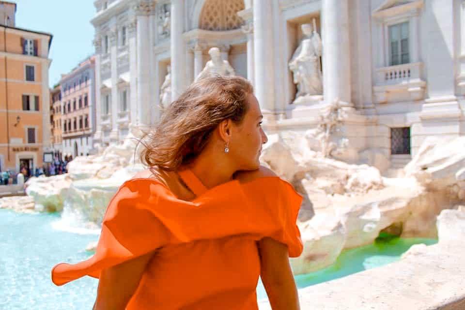 Shop My Style jenna on treve fountain rome italy