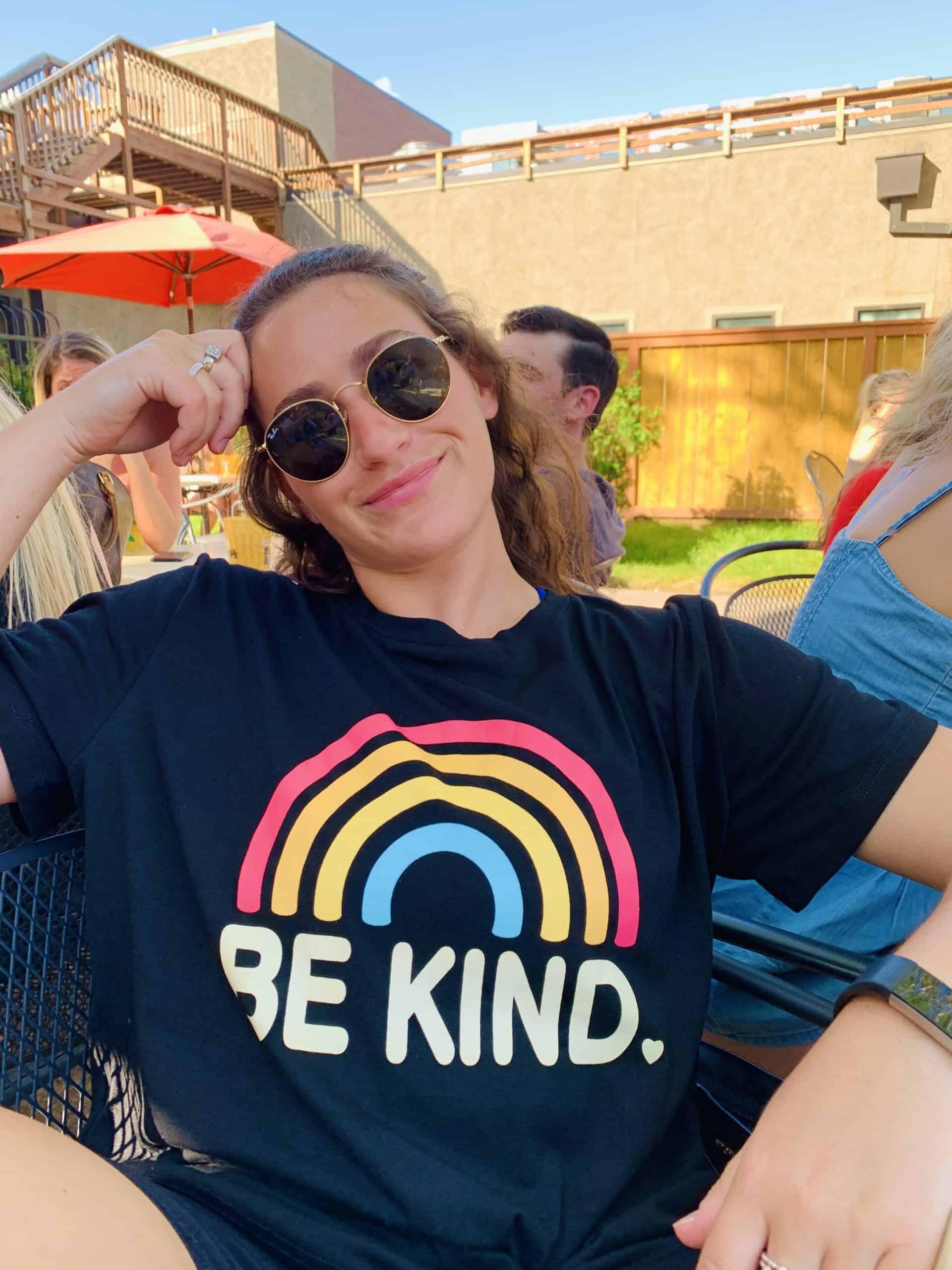 Jenna Haith Be Kind Shirt