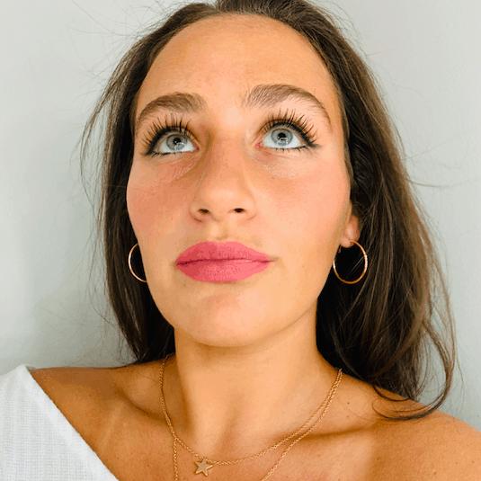 Jenna Haith wearing L'Oreal Telescopic Mascara