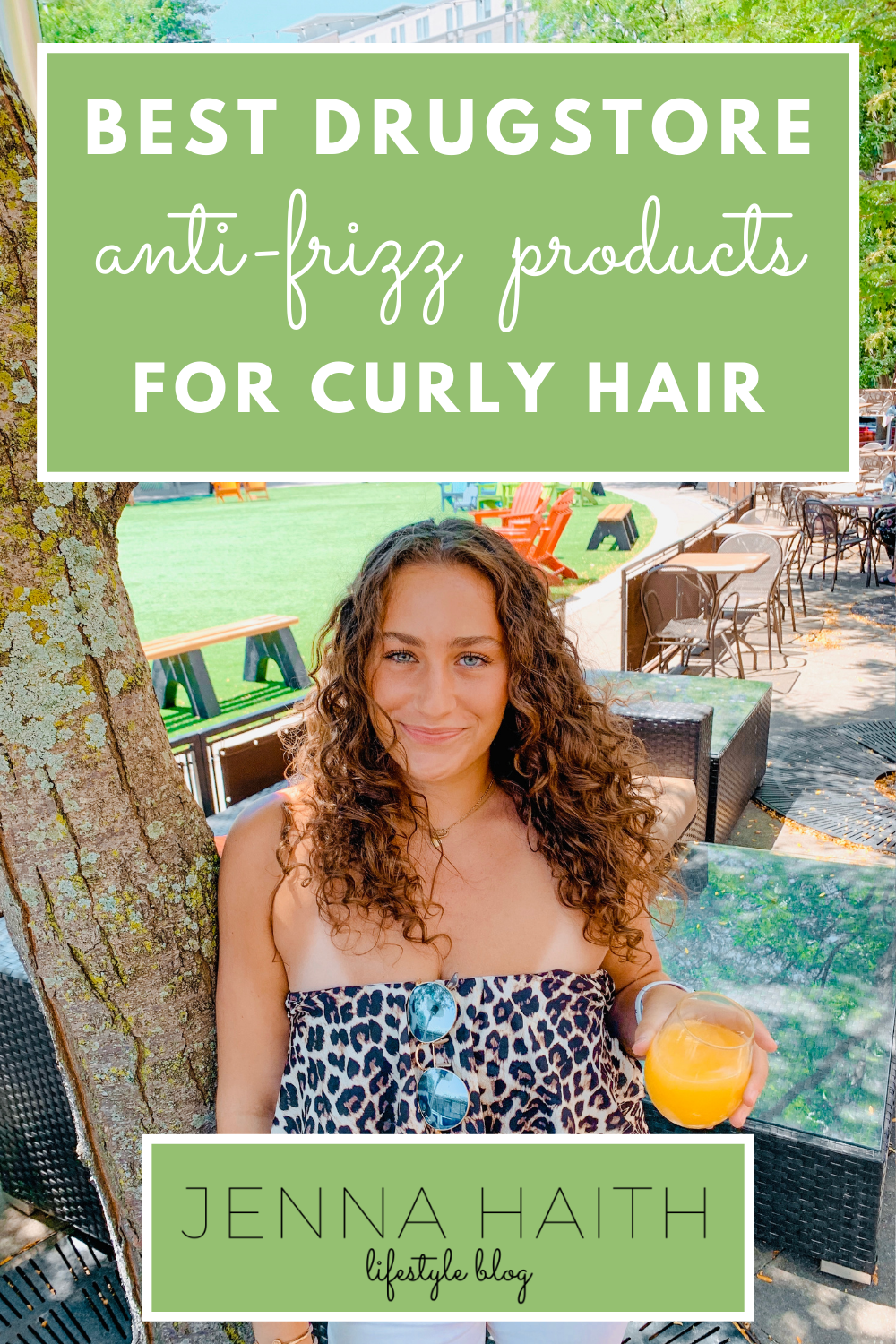 Best Drugstore Anti-Frizz Products For Curly Hair