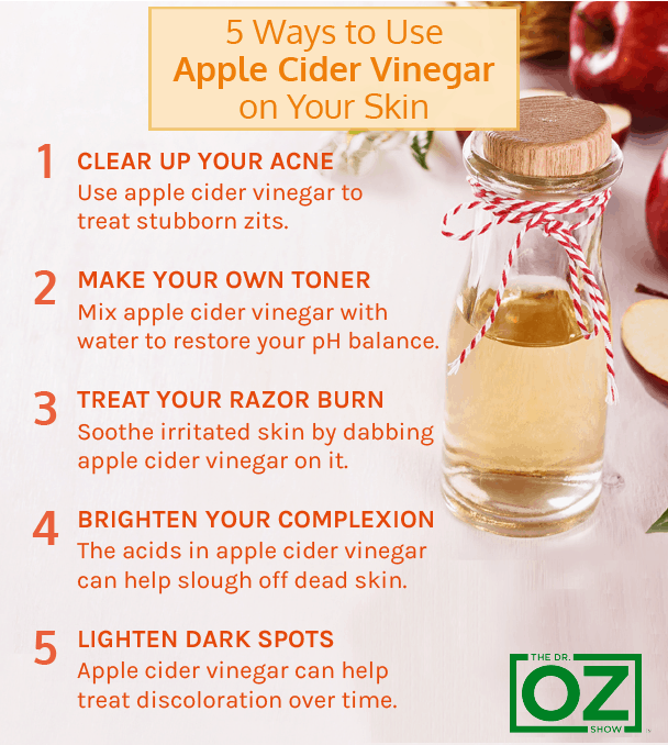 ACV Uses For Skin