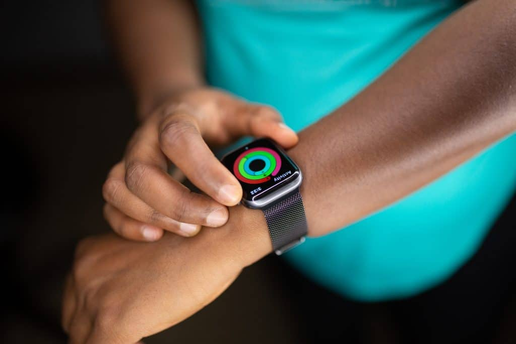 Invest in an activity tracker