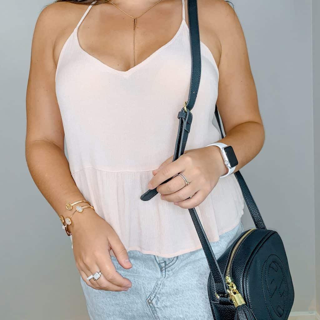 Jenna Haith Shop My Style gucci black purse