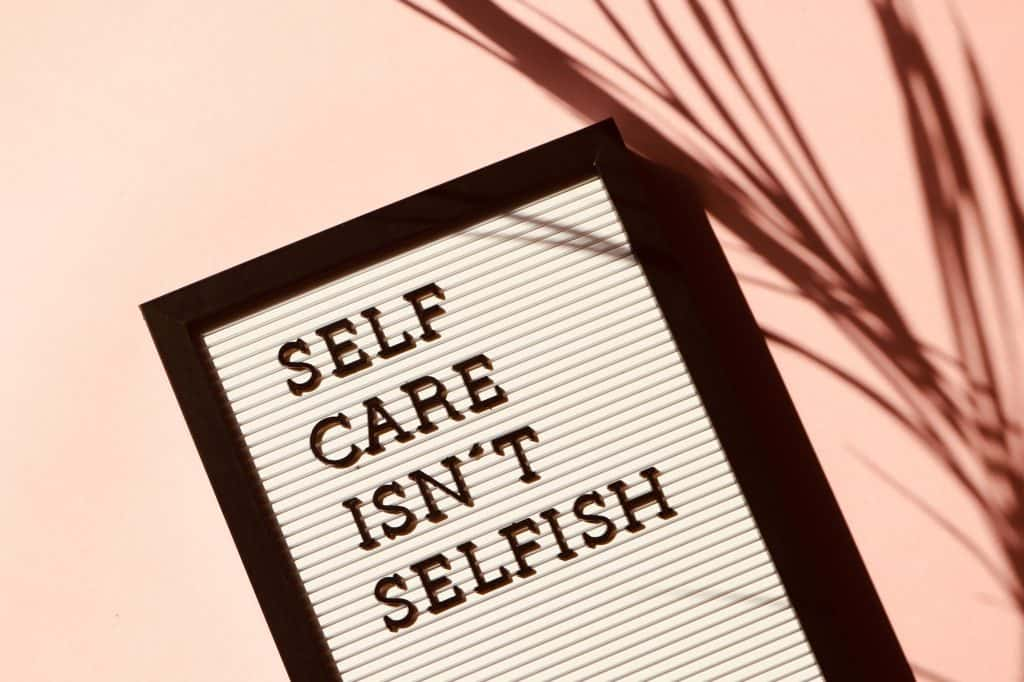 GET YOUR DAILY DOSE OF SELF-CARE