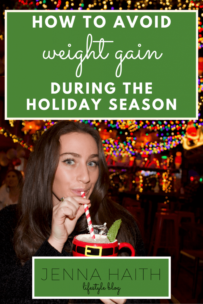 How to avoid weight gain during the holiday season