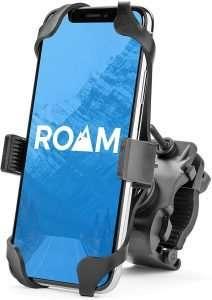 Attachable bike phone mount