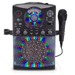 Karoake Machine for singing date night idea