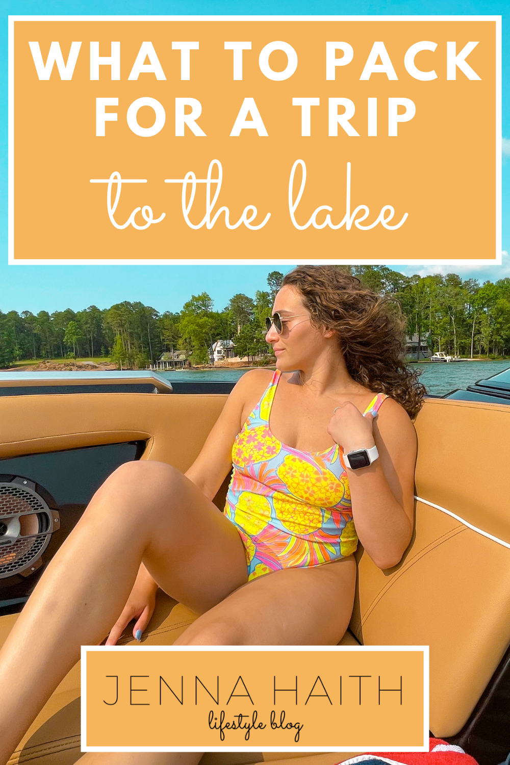 What Should I Pack For A Trip To The Lake